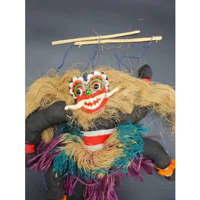 Marionnette népalaise XXème