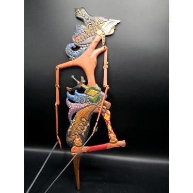 Jahnawi : Marionnette du wayang kulit