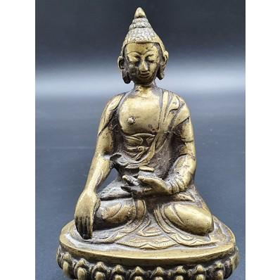 Statue de bouddha Sâkyamuni XXème