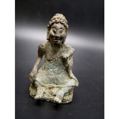 Statue de bouddha thailande