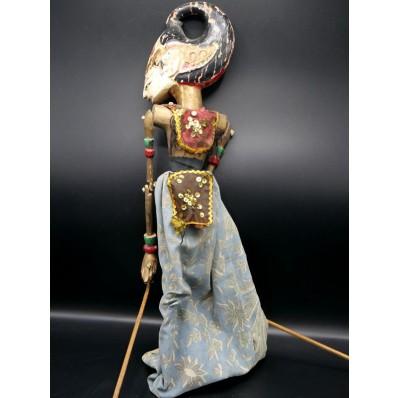 Sita : Marionnette balinaise