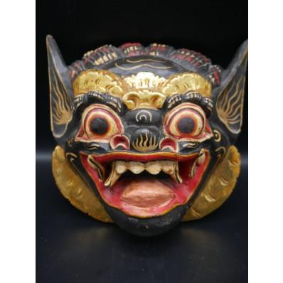 Masque balinais du barong
