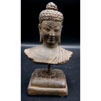 Tête de bouddha balinais