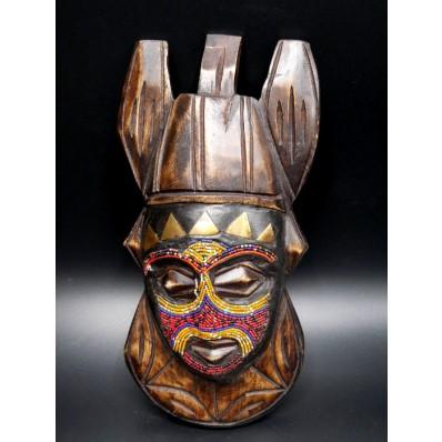Masque africain kenyan
