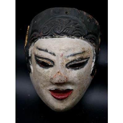 Masque  javanais du Topeng