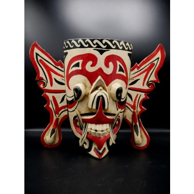 Masque Hudoq Dayak Borneo