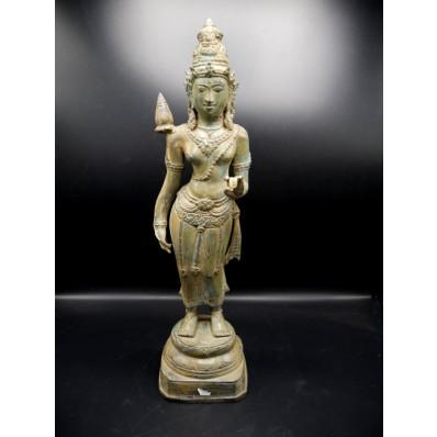 Déité Lakshmi indienne