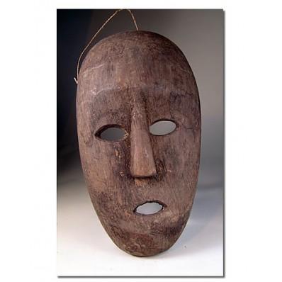 Petit masque du Timor