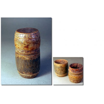Boîte à chaux du Timor