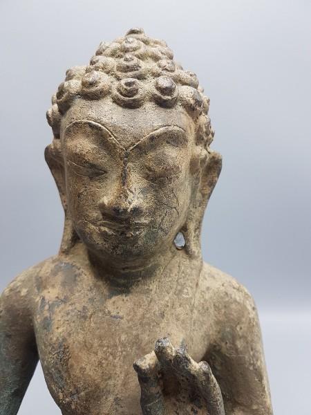 statue bouddha chinois grand bouddha bhumispar a mudra. Black Bedroom Furniture Sets. Home Design Ideas