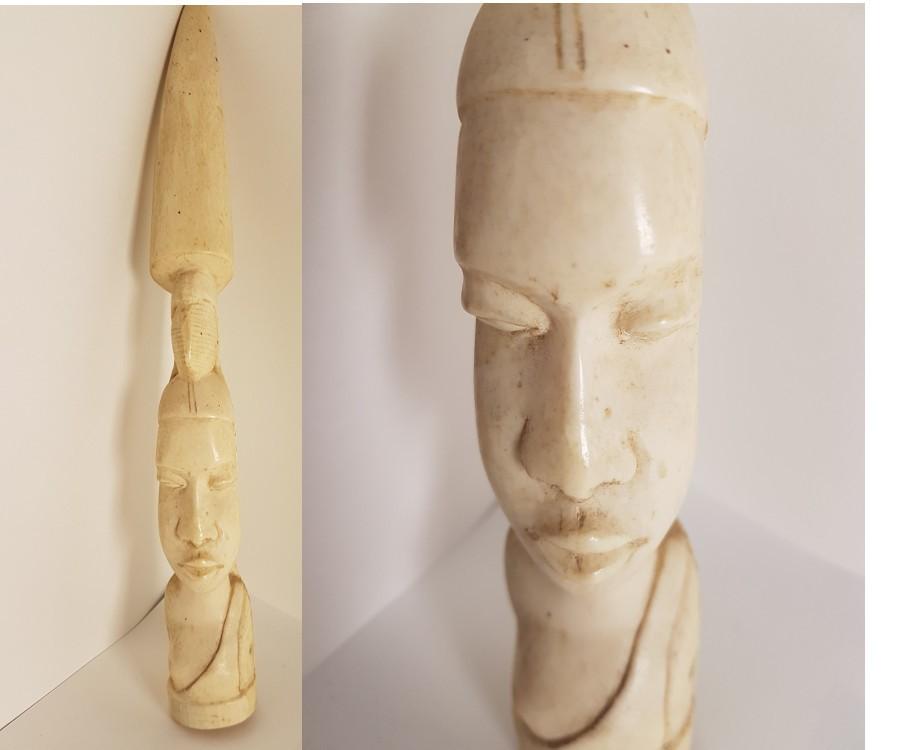 art africain ivoire