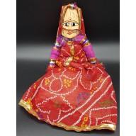 Kathputli : marionnette du Rajastan