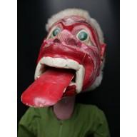 Buta : Tête de Marionnette balinaise