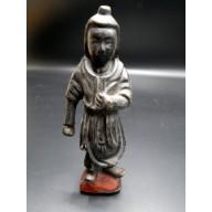 Statue chinoise milieu XXème