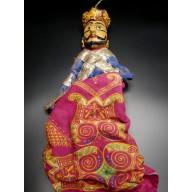 Kathputli : Marionnette du rajastan-2 XXème