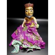 Kathputli : Marionnette du rajastan XXème