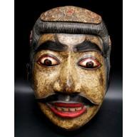 Masque du Wayang Topeng java mil. XXème
