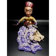 Marionnette du Rajasthan : inde XXème