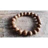 Bracelet Mala en bois de Oud