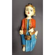 Statue thailandaise