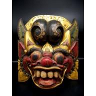 Grand masque balinais du barong 2