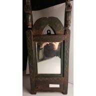 Miroir indien XXème