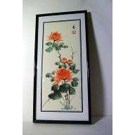 Peinture chinoise : Peinture de Mr Ziang