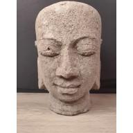 Tête de bouddha javanaise XXème