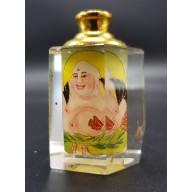 Flacon Chinois : Bouddha de la générosité
