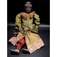Minthamee la princesse marionnette birmane