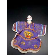 Marionnette chinoise de théâtre