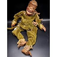 Myauk le singe marionnette birmane