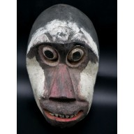Masque des plaines - Java
