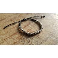 Bracelet Mala tibetain tressé porte bonheur