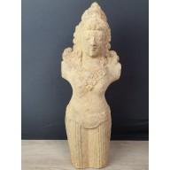 Statue indienne de déité