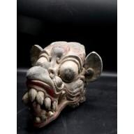 Masque Balinais : Garuda Milieu XXème