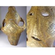 Masque trophé du Timor