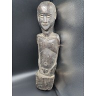 Rare grande statue du Timor