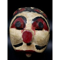 Masque javanais  bouchon du Topeng