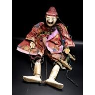 Mintha Latt marionnette birmane XXème