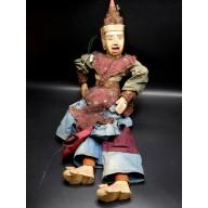 Wun le premier ministre marionnette birmane XXème