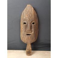 Grand masque facial du Timor Oriental