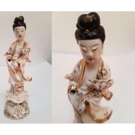 Statue chine mil. XXème