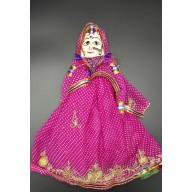 Kathputli : marionnette indienne