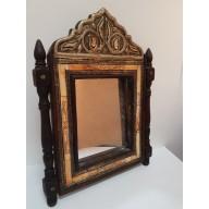 Miroir indien mil. XXème