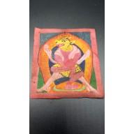 Tangka miniature