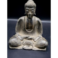 statue bouddha balinais de méditation