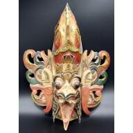Masque de Garuda balinais