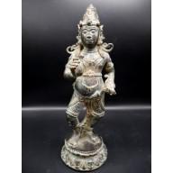 Statue indienne : Krishna