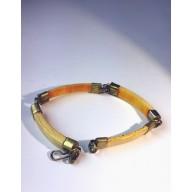 Bracelet ivoire indien mil. XXème